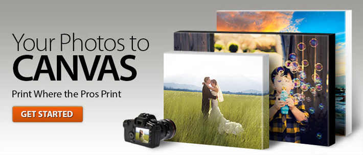 Canvas Printing Services in York, North Yorkshire - Helmsley - Kirkbymoorside