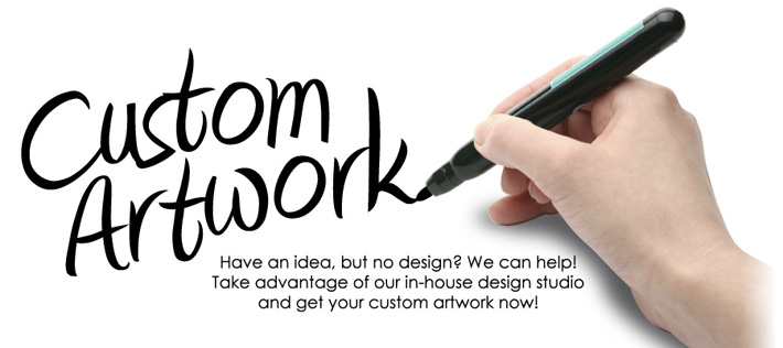 Custom-artwork - free artwork design in york, north yorkshire