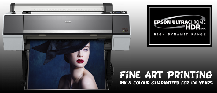 Fine Art Printing - Large Format Poster Prints in York, North Yokrshire YO